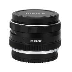 Meike 35mm F/1.7 Fixed Manual Focus Multi-coated Camera Lens for Nikon Mirrorless Cameras