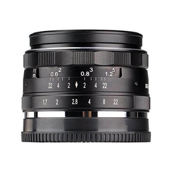 Meike MK-35mm-F1.7 Gro��e Blend Membusuk Manueller Fokus APS-C Kameraobjektiv F? R Sony A6500 A6300 A600 A6100 NEX3 NEX5 NEX6 NEX7 A5000 A5100 A9 A7 (Sony)-Intl