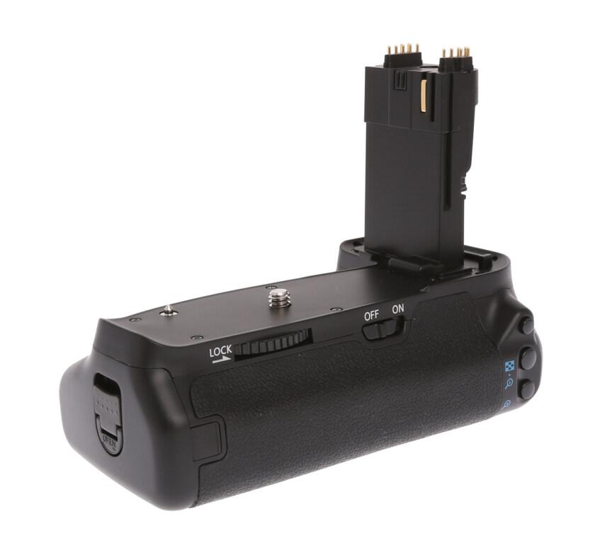 FineTop Meike MK-60D Vertical Battery Grip for Camera Canon EOS 60D as BG-E9