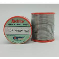 Mekko (ASAHI) WC60B10FM 1.0mm 250 gram Solder Lead Malaysia