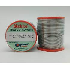 Mekko (ASAHI) WC60B12FM 1.2mm 250 gram Solder Lead Malaysia