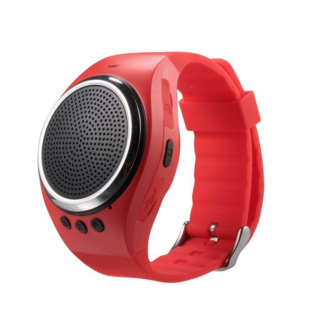 Rp 852.000. Mengyanni Olahraga Musik Speaker Nirkabel Bluetooth Watch ...