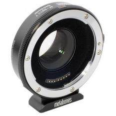 Metabones Canon EF Lens to Blackmagic 2.5K Cinema Camera T Speed Booster Adapter, Micro 4/3 Mount, Black Matte