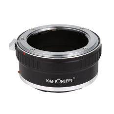Metal Lens Transfer Adapter Ring Manual Focusing for Nikon F Lens for Sony NEX Cameras