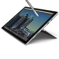 Microsoft Surface Pro 4 12.3 Flagship High Performance Tablet (Intel Core i5, 4GB RAM, 128GB SSD, Bluetooth, Windows 10 Pro), Silver Malaysia