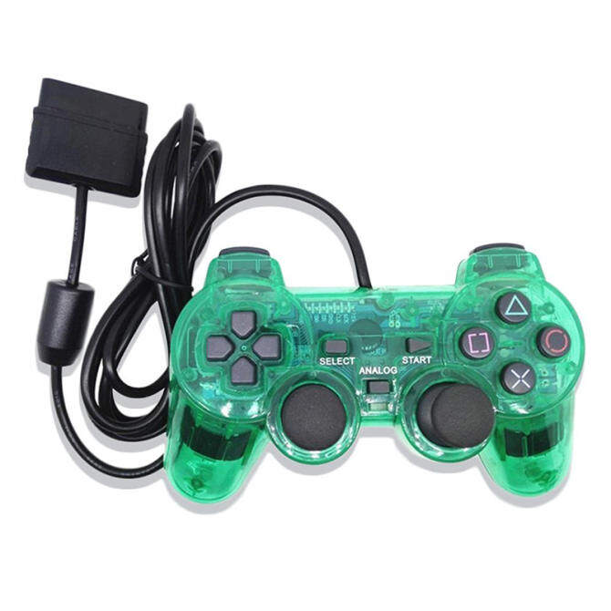 Miimall Wired Game Gaming Controller For PS2 Price Online in ...