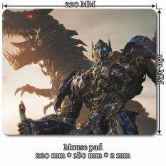 Mini Decroation Mouse Pad Mat for Transformers Age of Extinction (Size: 22cm by 18cm) Malaysia