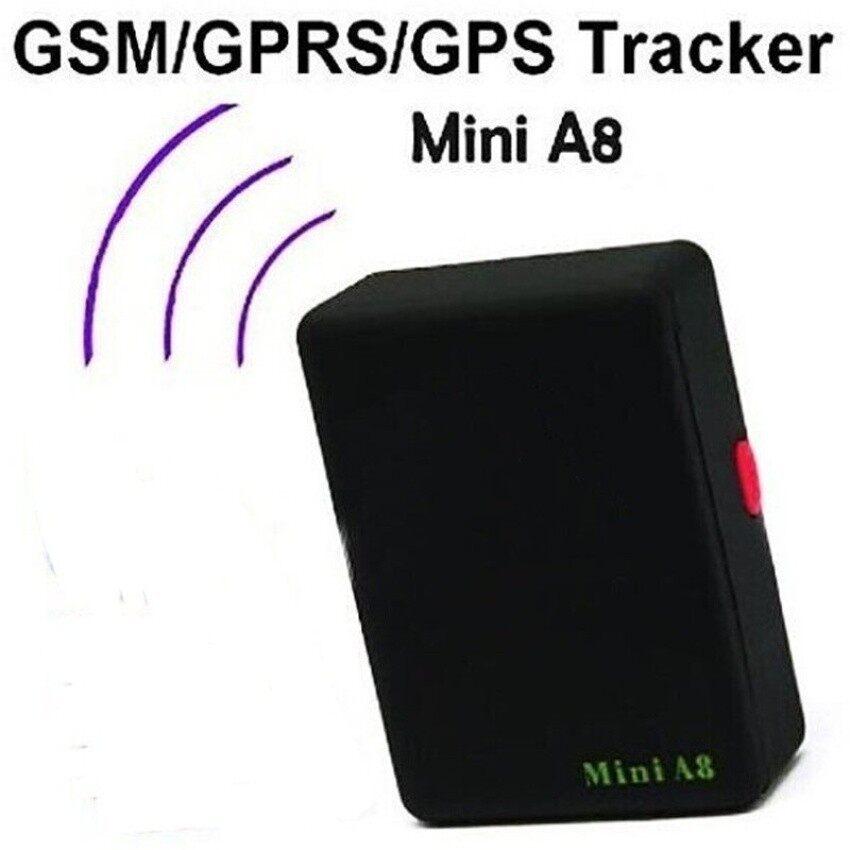 Yxgf Mall Mini Portabel A8 Mobil GPS/GSM/GPRS Pelacak Nyata Timegloballbs/ Locator