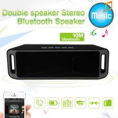 Mini Portable Newest  Wireless  Bluetooth  Stereo Speaker TF USB FM MIC Malaysia