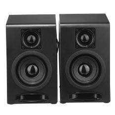 Mini USB Subwoofer Desktop Computer Tablet Laptop PC Speaker Sound System Black Malaysia
