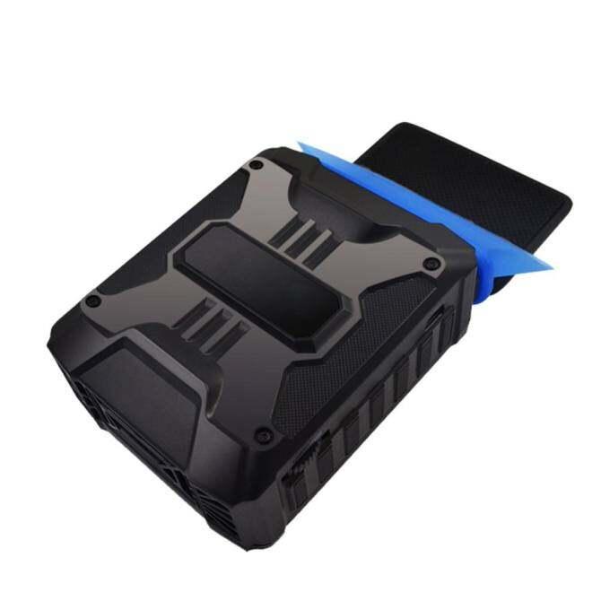 Mini Vacuum USB Udara Kipas Angin Pendingin Pendingin CPU untuk Notebook -Intl