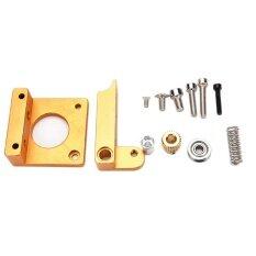Mk8 Extruder Aluminium Extrusion Block Diy Kit Makerbot Dedicated Single Nozzle Extrusion Head Aluminum Block Right Hand