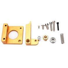 Mk8 Extruder Ekstrusi Aluminium Blok Perlengkapan Hasil Karya Sendiri Makerbot Khusus Tunggal Nozzle Ekstrusi Kepala Blok Aluminium Tangan Kanan