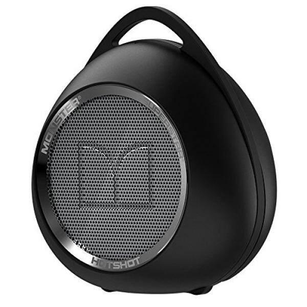 Monster SuperStar HotShot Portable Bluetooth Speaker - Multilingual - intl