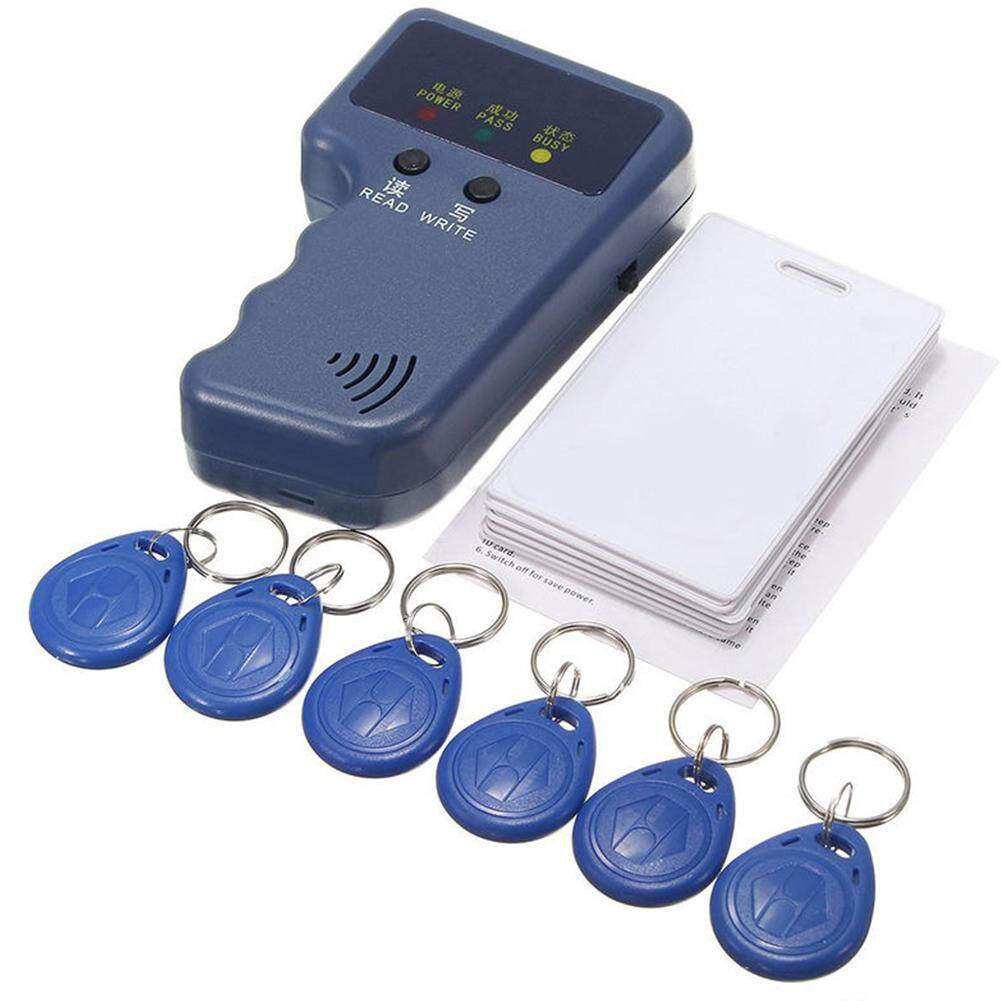 Tookie 125KHz EM4100 Handheld RFID/ID Copier Writer Reader with 5/6 Pcs Tags Hot Sale - intl