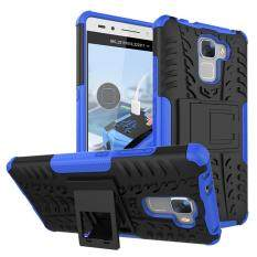 ... Detachable 2 in 1 Hybrid Armor Design Shockproof Tough Rugged Dual-Layer Case Cover with Built-in Kickstand BlackMYR22. MYR 22