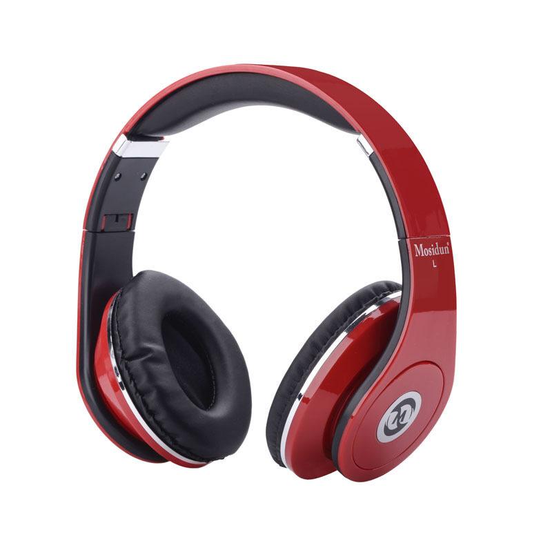 Mornslain H1 Headset Ponsel Komputer Bass Telinga Headphone Magic Suara Headphone dengan Gandum Selamat Datang Tawaran