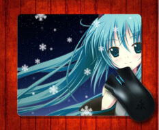 MousePad anime girl (1) for 240*200*3mm Mouse mat Gaming Mice Pad Malaysia