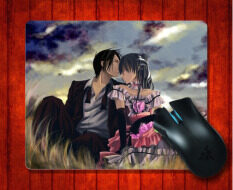 MousePad Black Butler for Mouse mat 240*200*3mm Gaming Mice Pad Malaysia