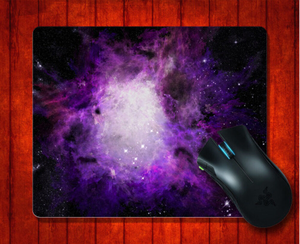 MousePad Purple Galaxy for Mouse mat 240*200*3mm Gaming Mice Pad