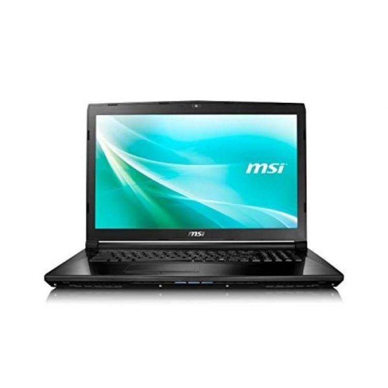 MSI CX72 7QL-026 17.3 Laptop Intel Core i5-7200U GeForce 940M 8GB DDR4 256GB SSD Window 10 Pro Malaysia