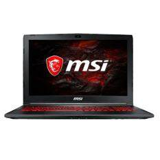 MSI GL62M 7RDX-2605 15.6 FHD Gaming Laptop Black (i7-7700HQ, 4GB, 1TB, NV GTX1050 4GB, W10) Malaysia