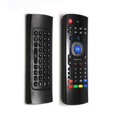 MX3-M 2.4GHz Remote Control Air Mouse Keyboard For Smart TV Box Tablet PC Game Malaysia