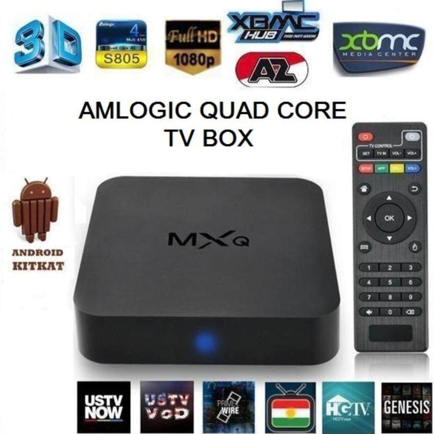 MXQ Amlogic 4000+TV CHANNEL Tvbox S805 4 4 2 Android TV Box, QuadCore FULL  HD 1080P TV BOX