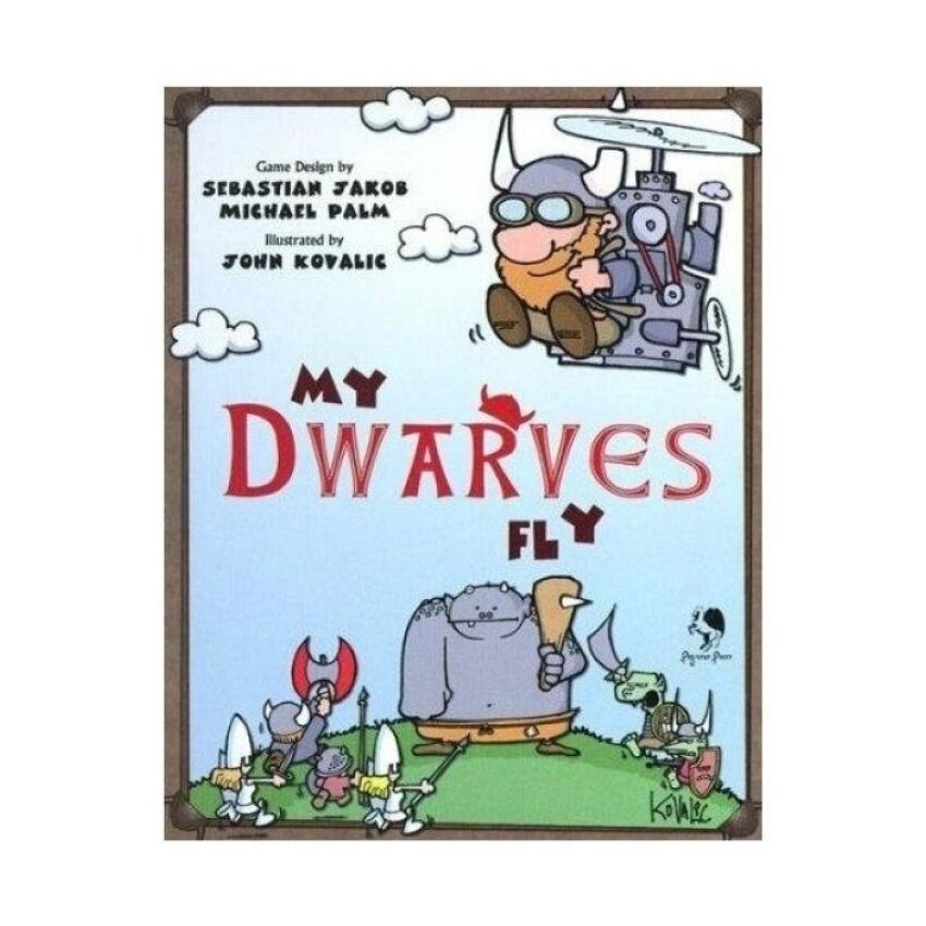 My Dwarves Fly - intl
