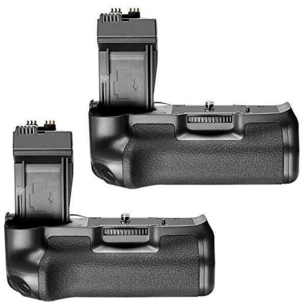 Neewer 2 Bungkus BG-E8 Ersatzakku Griff Kit F? R Canon EOS 550D 600D 650D 700D/Rebel T2i T3i T4i T5i Kameras-Intl