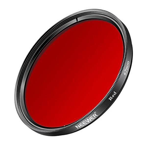 Neewer 67 Mm Membusuk Filter F? R Canon Pemberontak (T5i, T4i, T3i, T2i), EOS (70D, 700D, 650D, 600D, 550D) DSLR Kameras, Aus HD Optischem Kaca Und Aluminiumlegierung Rahmen-Intl
