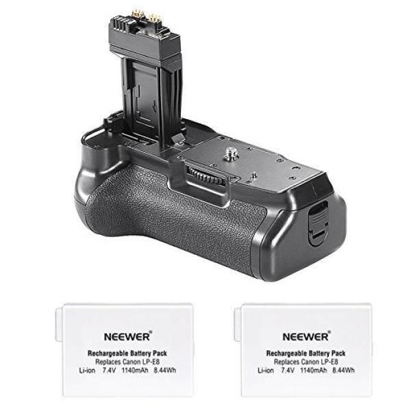 Neewer Akku Griff Mit 2 X LP-E8 Akku F? R Canon EOS 550D/600D/650D/700D Pemberontak T2i/T3i/T4i/T5i Kamera internasional