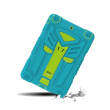 New iPad air 2 / iPad 6 / 2016 iPad Pro (9.7) Case, Welink Transformer Hybrid Protective Case Cover Full Body Shockproof Case With Kickstand for Apple iPad air 2 / iPad 6 / 2016 iPad Pro (9.7) (sku blue)