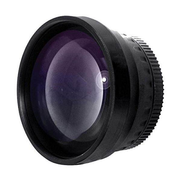 New 2.0x High Definition Telephoto Conversion Lens For Samsung NX500 (Only For Lenses With Filter Sizes Of 40.5, 43, 52 or 58mm) - intl