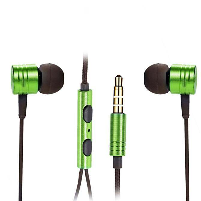 New 3.5mm Piston Piston In-Ear Earbuds Earphone Headset Headphone For iPhone For Android