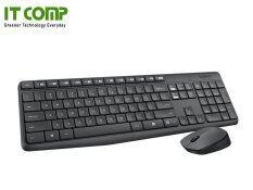 [Free Shipping] Logitech MK235 Wireless Keyboard & Mouse Malaysia