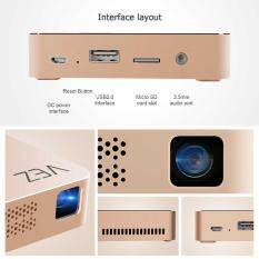 New Box-T Portable Smart Pocket Mini Projector Home Theater Big Screen By Brisky.