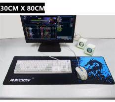 New Dragon Gaming Mouse Pad Large Locking Edge Mousepad Speed/Control Mouse Mat For Game Internet Bar CS GO Malaysia