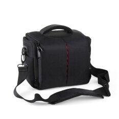 Baru DSLR Tas Kamera untuk Olympus EM10 EM5 EM1 EPL6 EPL5 EPL7 EM5 MarkII EM10II Casing Kamera Tahan Air Dua Lensa Tas Bahu