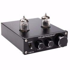 NEW FX-AUDIO TUBE-03 MINI Bile 6J1 Preamp Tube Amplifier Buffer HIFI Audio  Preamplifier Treble Bass Adjustment Pre-amps DC12V