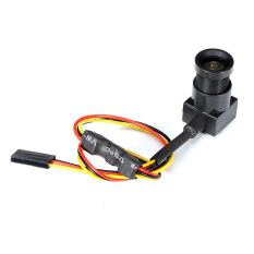 Baru Mini 700TVL 3.6 Mm Lensa 1/3 CMOS 90 Derajat Wide Angle FPV Camera5-12V NTSC