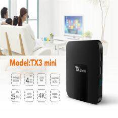 New TX3Mini Android smart set-top box S905W network player TV BOX 2G / 16G