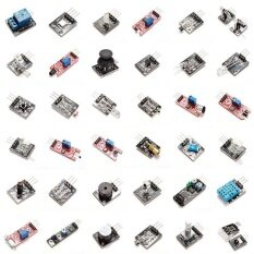 New Ultimate 37 in 1 Sensor Modules Kit for Arduino & MCU Education User Malaysia