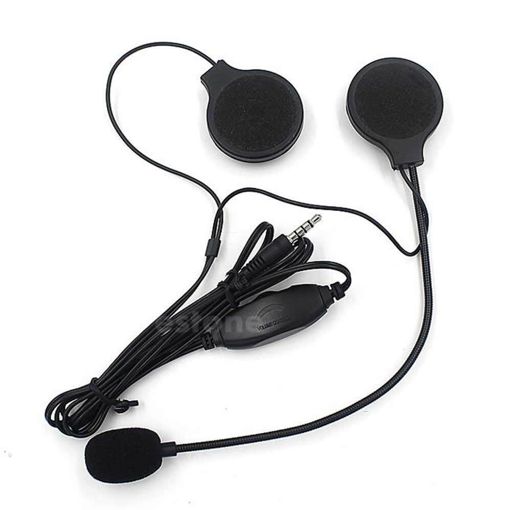 Motor Terbaru Multi Bluetooth Interphone Headset Helm Intercom-Internasional