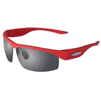 Price Checker Selatan Naik Terbaru V3.0 Musik Stereo Kacamata Bluetooth MP3 Polaroid Kacamata Bluetooth Nirkabel untuk Ponsel/PC Merah-Intl pencari harga ...