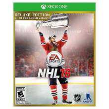 Electronic Arts NHL 16 Deluxe Edition Xbox One