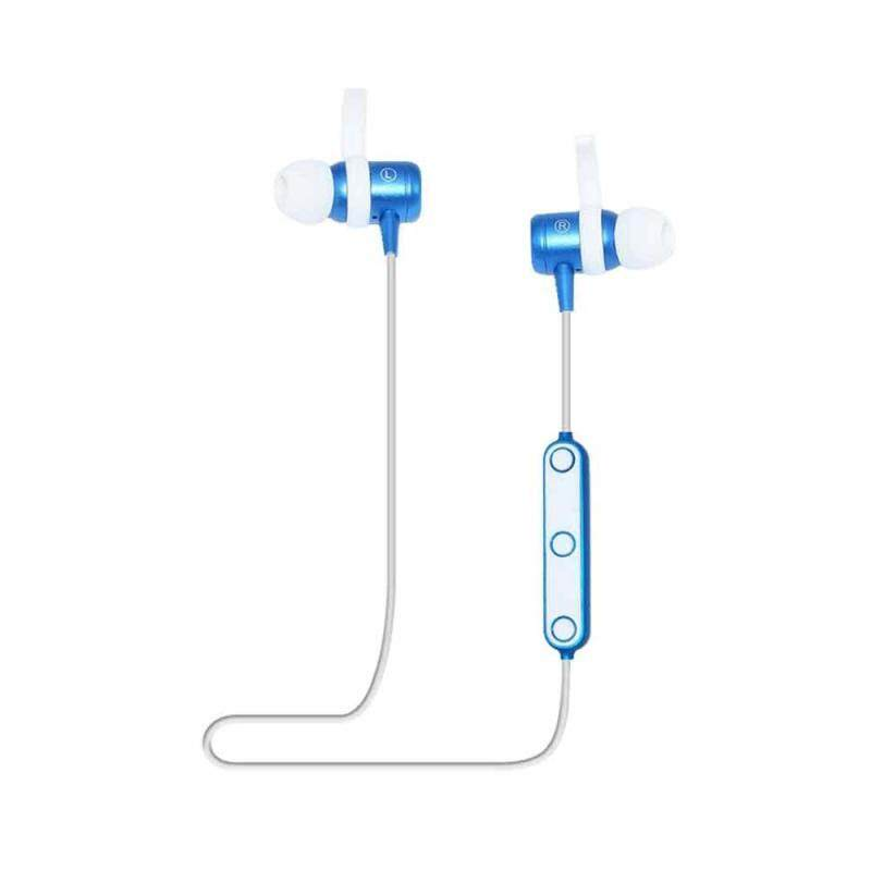 niceEshop Bluetooth In Ear Headphones V4.1, Kobwa Wireless Magnetic Aptx Stereo Sport Sweaproof Earphones With Mic, Hands Free Calls And Noise Cancelling For IPhone, Andriod Smart Cell Phone, IPad Tablet And PC Singapore