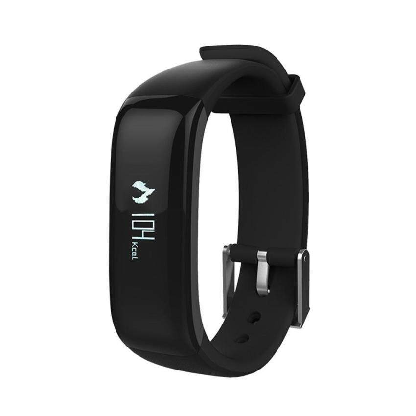 60b002b62c3 niceEshop Health Fitness Tracker With Heart Rate Monitor And Blood Pressure  Sports Smart Wristband Pedometer Smart