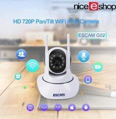 Niceeshop Home Security System Wireless Cameras, Hd 720p Pan/tilt Ip Camera Day Night Vision P2p Wifi Indoor Infrared Security Surveillance Cctv Mini Wireless Camera By Nicee Shop.