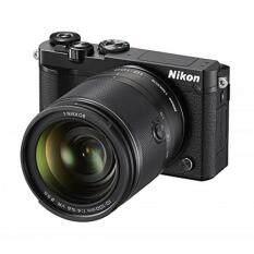 Nikon 1 J5 Mirrorless Digital Camera w/ 10-100mm Lens (Black) (International Model) No Warranty